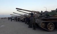 叙利亚自由军上缴大量武器装备,正规博彩一经典导弹赫然在目