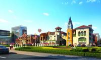 六安康桥小镇:六安河西新区新地标 打造绝美婚纱小镇!