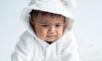 宝宝肚子圆滚滚或是胀气惹的祸 教你几招判断方法