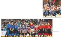 民族团结之花绽放在体育舞台上