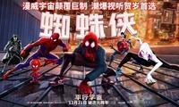 蜘蛛侠不止一个!动画电影《蜘蛛侠:平行宇宙》开启预售