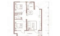 张家口84-138.30平方米户型约12000元/平方米起