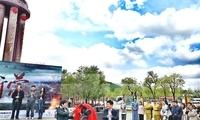 建国七十周年献礼影片《铁血沂蒙》在沂蒙红色影视基地开机
