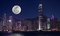 今晚中秋夜,能看到又大又圆月亮的8个省,你家乡上榜了吗?