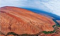 世界上最低的盆地 相当于地面50层楼高度