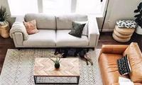 谁说沙发非要成套?这样混搭比成套设计好看的多