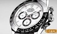 时针腕表:万奢网:劳力士迪通拿116500黑白熊猫盘超公价的原因