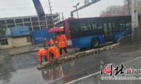 沧州防汛部门严密盯守应对强降雨(图)