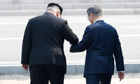 意味深长!韩朝领导人会晤这些细节不容错过