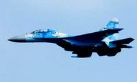 乌克兰一架苏-27战机坠毁 飞行员丧生