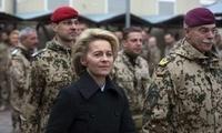 德国防长要让俄罗斯知道厉害,俄上将霸气回应:让你爷爷教你做人