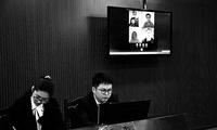 法院网审离婚案 视频连接三国家