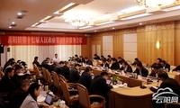云阳县长覃昌德:抓好安全生产工作和党风廉政建设