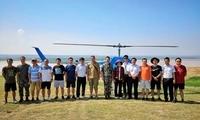 中航无人直升机参加解放军实战测试 弥补空白