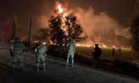 墨西哥爆炸事故死已致79人死亡 仍有66人住院治疗
