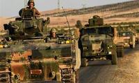 """土耳其称""""数日内""""在叙发起行动 美国发出警告"""