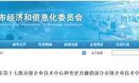 济宁新增49家市级企业技术中心 16家被撤销资格