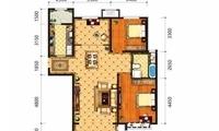 张家口87-172.40平方米户型约7800元/平方米起