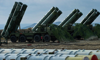 美媒:俄S500导弹有一先进功能 能击落F-22F-35