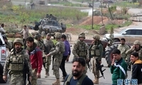 土耳其大军杀向伊拉克:美军大军云集 大战一触即发