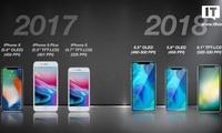 2018款iPhone X价格有望低于999美元
