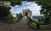 利希滕施泰因 悬崖上的城堡