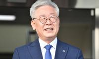"""李在明成韩国人气最高总统人选 曾主张撤""""萨德"""""""