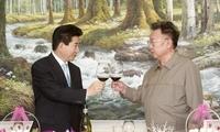 金正恩跨过了军事分界线,这里有一份韩朝首脑峰会简史