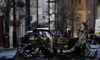 英国警方持续对北爱尔兰汽车炸弹事件展开调查