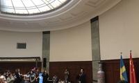 驻哥德堡总领馆举行2018年中秋、国庆华侨华人招待会