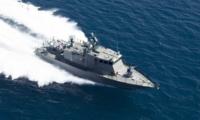 菲律宾明年将接收以色列导弹艇 配长钉导弹射程25公里