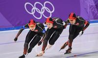 速滑女团追逐决赛 日本破奥运纪录夺金荷兰亚军
