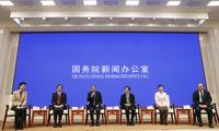 国新办举行中外记者见面会 知识产权领域代表与中外记者见面交流