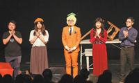 给热爱戏剧的年轻人一个舞台