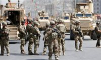 阿富汗首都喀布尔市区爆发枪战