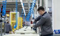 欧洲首个COSMOPlat互联工厂---海尔俄罗斯洗衣机互联工厂举行开业典礼