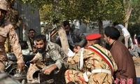 伊朗阅兵遭恐袭致24死:空有武器 无法还击