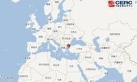 土耳其发生5.2级地震,震源深度10千米