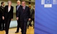 英国首相再访欧盟 脱欧谈判未获突破