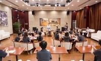 """上海一中院举行""""院长咖啡时间""""十佳青年专场活动"""