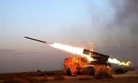"""巴格达""""绿区""""遭""""喀秋莎""""袭击 美国警告伊朗"""