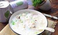 早餐做这个粥,营养丰富,味道又香又鲜,中老年人要常吃
