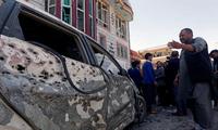 阿富汗首都自杀式爆炸袭击致57死119伤 ISIS负责