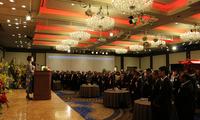 驻长崎总领馆举办国庆69周年纪念招待会