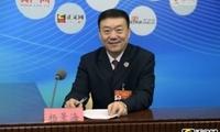 杨景海代表:坚决铲除黑恶势力滋生土壤