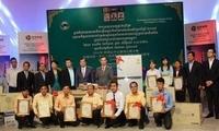 柬埔寨办中文演讲赛发掘旅游业人才 12导游进决赛