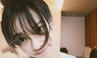 陈意涵晒生产后自拍照 依旧少女模样