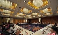 中国科学技术协会界别政协委员讨论政府工作报告