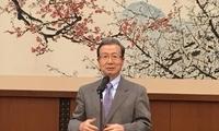 驻日本大使馆与日本女国会议员举办交流会