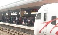 台东部海域地震致一列车延误21分钟 暂无伤亡